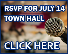 Town Hall RSVP